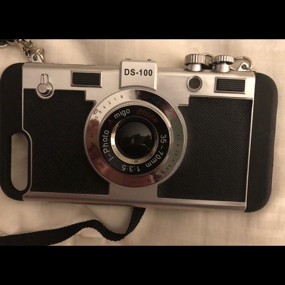 best sneakers 51a1e e4f3e iPhone 7+ camera case